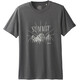 Prana Keystone - T-shirt manches courtes Homme - gris